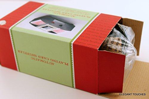 CHH 2 Deck Card Shuffler #2609