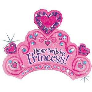 FREE SHIPPING Happy Birthday Princess (end 3 4 2017 4 15 PM) 417f02f50603