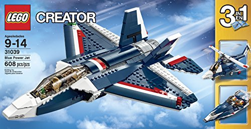 free shipping LEGO Creator 31039 Blue Power Jet Building Kit