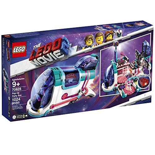 free shipping LEGO THE LEGO MOVIE 2 Pop Up Party Bus 70828 Building Kit, Build