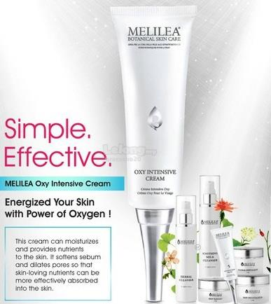 [FREE SHIPPING] MELILEA OXY INTENSIVE CREAM