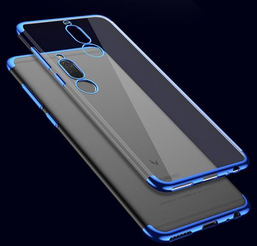 detailed look e35fe 746cf FREE Tempered Glass Huawei Nova 2i Nova2i Back Case Casing Cover