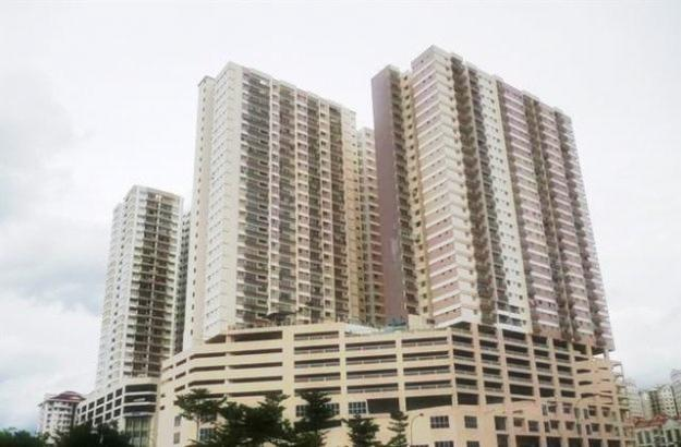 Freehold condo for sale, Plaza Medan Putra, Beverly 2, Desa ParkCity