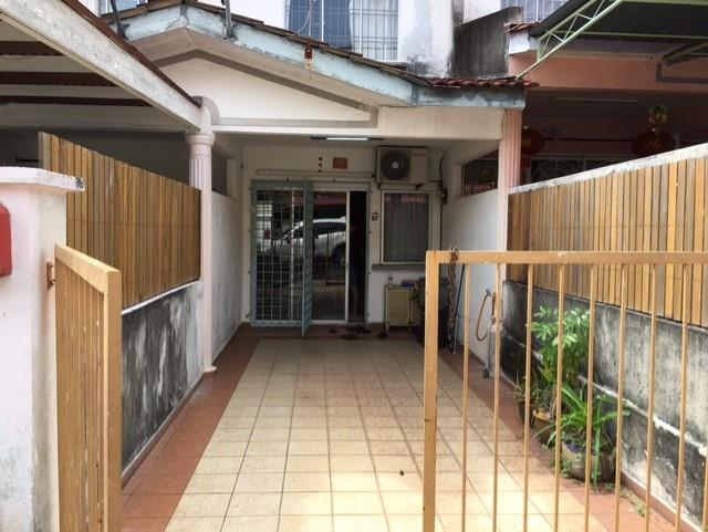 Freehold Townhouse For Sale,Taman Bukit Cheng,Melaka