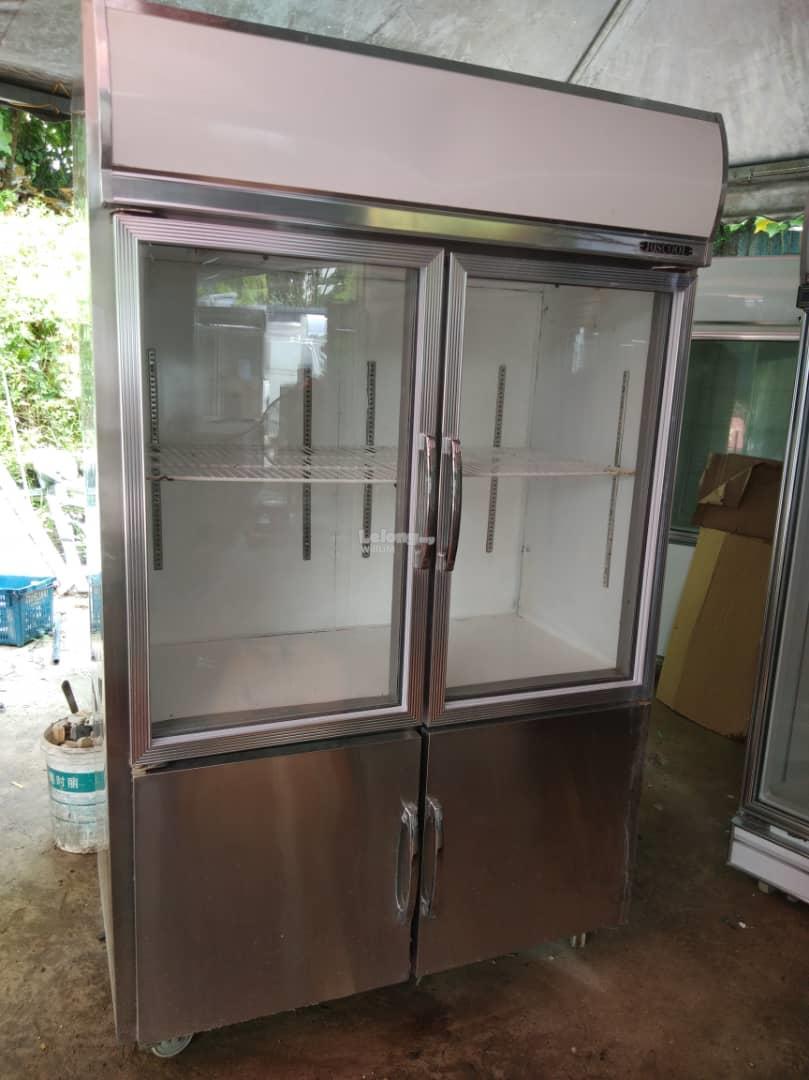 Freezer Chiller 2 Doors Refurbish Pet  End 9  2  2018 1 38 Pm
