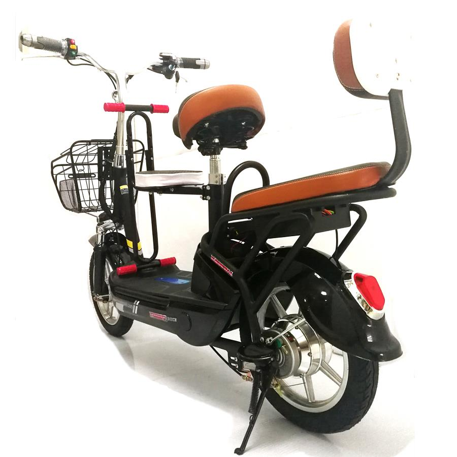 Fresco Electric Bike With Kid Seat XYX
