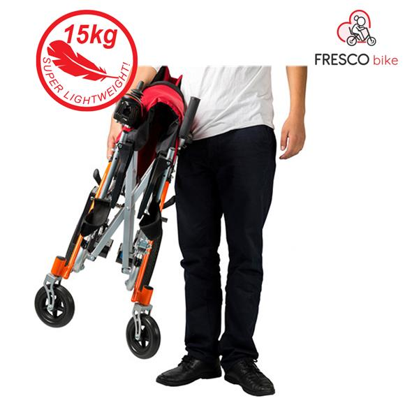FRESCO ELECTRIC WHEELCHAIR LIGHTEST WEIGHT MAGNESIUM ALLOY