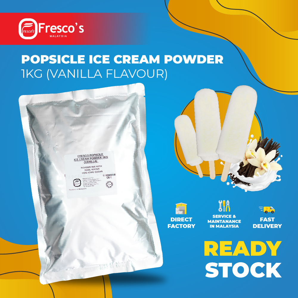 Fresco Popsicle Ice Cream Powder 1KG