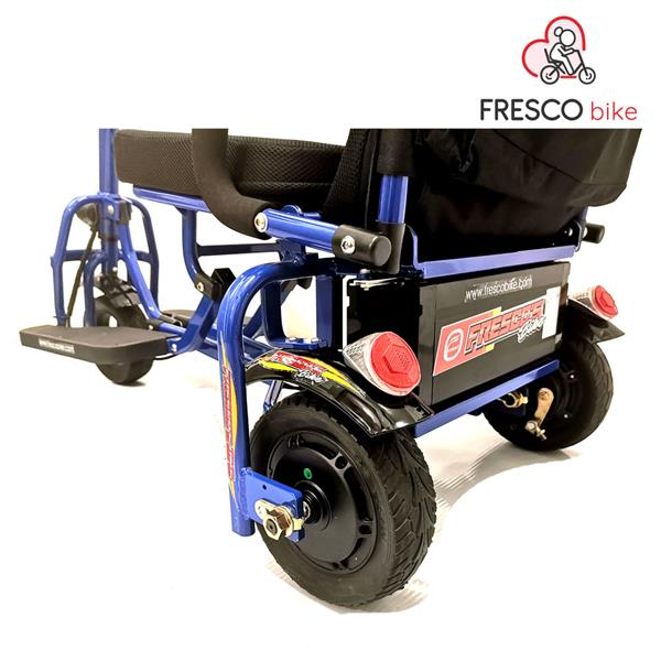FRESCO SCOOTER X2 THREE WHEEL ELECTRIC SCOOTER