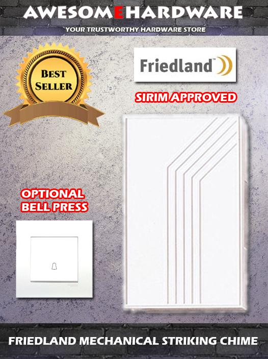 friedland mechanical striking wired door bell door chime ac 240v awesomehardware 1605 19 AwesomeHardware@6 friedland mechanical striking wired (end 3 16 2019 10 05 am) friedland door chime wiring diagram wired door chime at panicattacktreatment.co