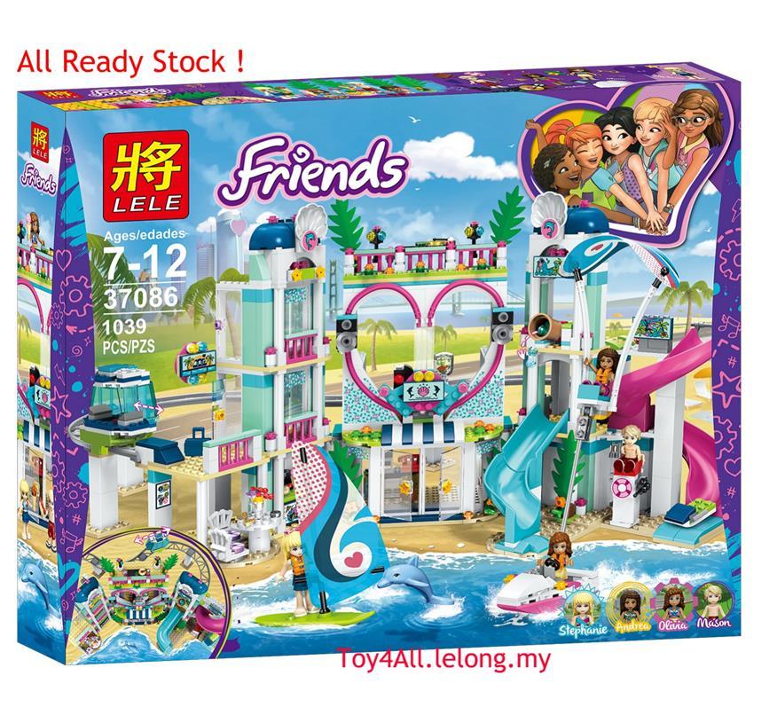 Friends Heartlake City Resort 41347 End 11162019 549 Pm