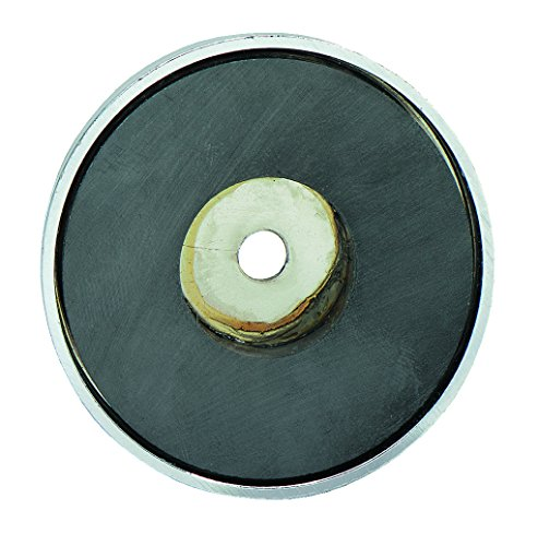 [FromUSA]General Tools 376C Shallow Pot Ceramic Magnets 35-Pound Pull