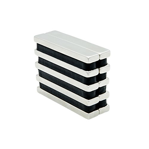 [FromUSA]HS Magnet Super Strong Rare Earth Neodymium N52 Bar Magnets (INDUSTRI