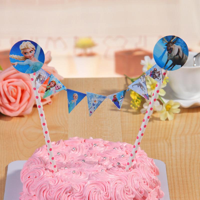 Frozen Anna Elsa Cake Topper Bu End 4 18 2020 310 PM