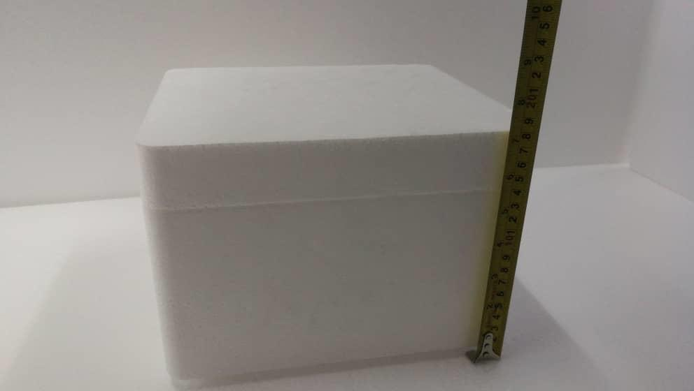 Fruits medicines fish ice cooler foam box store eps styrofoam