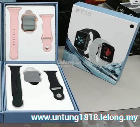 FT30 APPLE WATCH Support Notifications WeChat / WhatsApp App Call