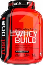 FuelOne Whey Build 4lbs (KEMEK DENTED) (AMINO+BCAA+GLUTAMINE)