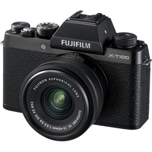 Fuji Fujifilm X-T100 15-45mm Lens Kit XT100 +32GB (MSIA)