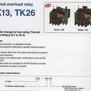 FUJI TK13 Thermal Overload Relay end 1292019 1015 PM