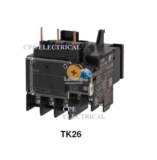 FUJI TK26 Thermal Overload Relay TOR end 322019 1015 PM