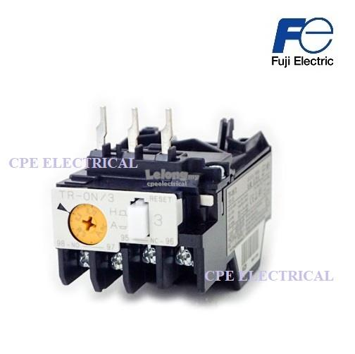 FUJI TR-ON/3 Thermal Overload Relay on