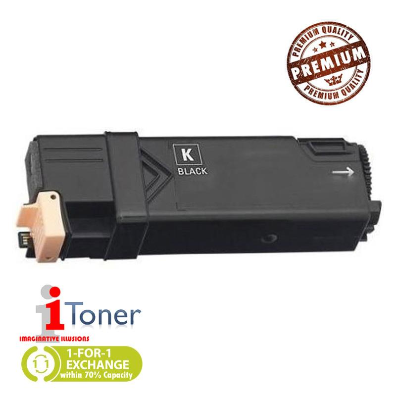 Fuji Xerox C1110 / C1110B Black Compatible Toner (Single Unit)
