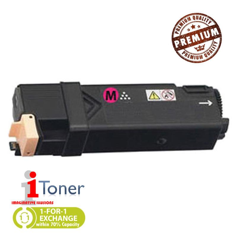 Fuji Xerox C1190 / C1190FS Magenta Compatible Toner (Single Unit)