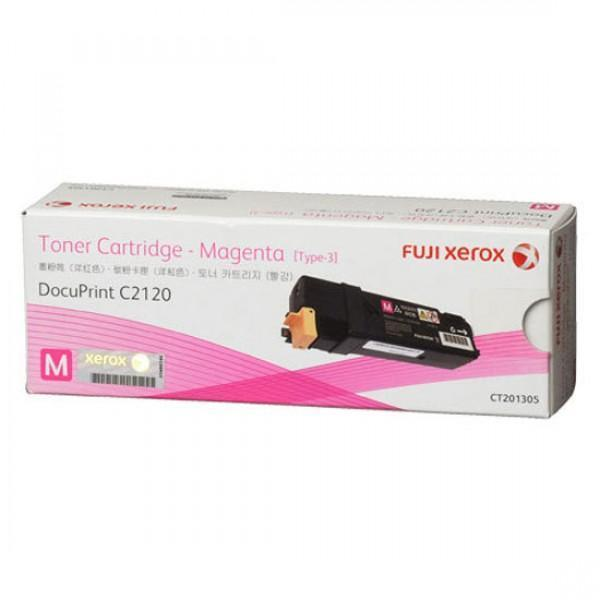 Fuji Xerox Cartridge CT201305 Magenta C2120 Compatible