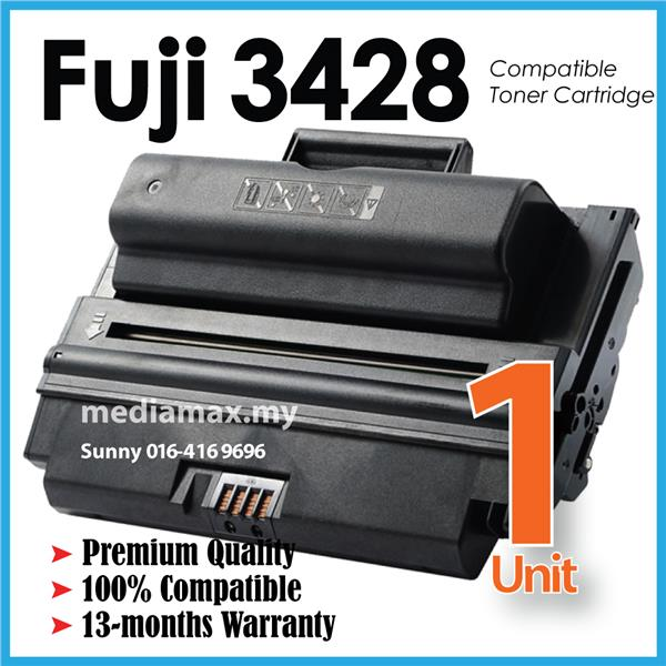 Fuji Xerox Compatible Phaser 3428 3428D 3428DN CWAA0716 Printer Toner