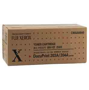 Fuji Xerox DocuPrint 203A 204A Toner (Genuine) CWAA0649 203 0649