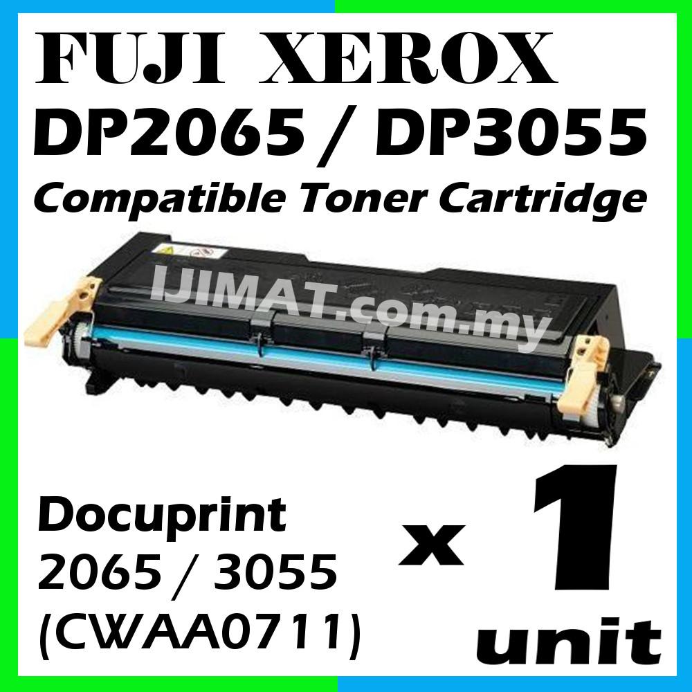 Fuji Xerox Docuprint 2065 3055 DP2065 DP3055 CompatibleToner CWAA0711