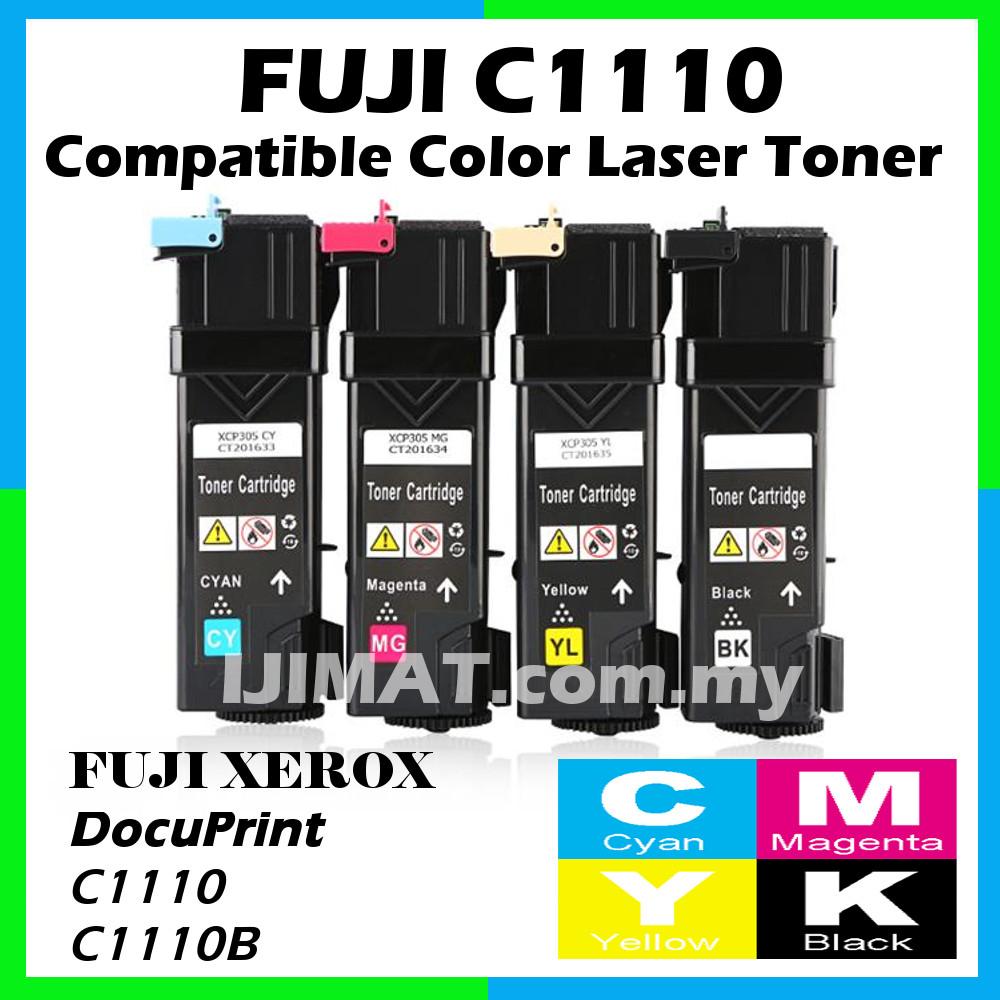 FUJI DOCUPRINT C1110B DRIVER WINDOWS