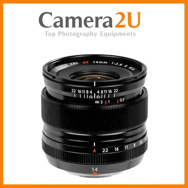 New Fujifilm 14mm F2 8 R Lens Fuji XF 14mm Lens (Import)