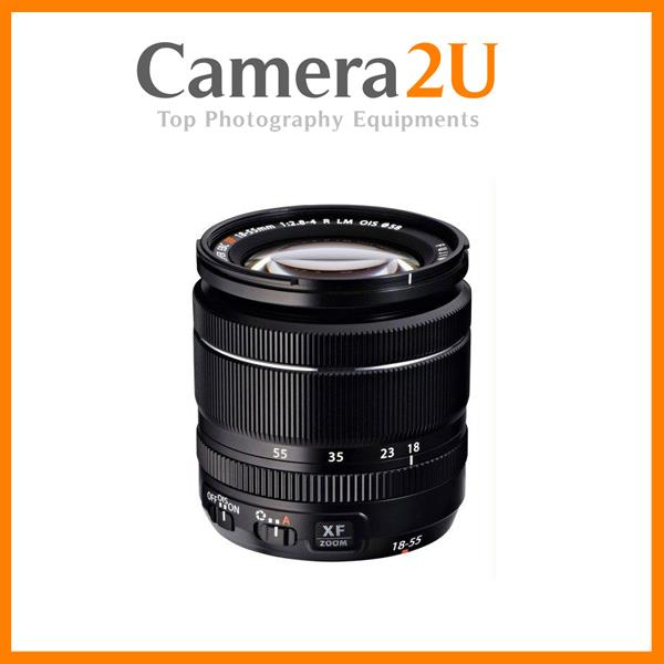 New Fujifilm 18-55mm F2.8-4 R LM OIS Fuji XF 18-55mm Lens (Import)