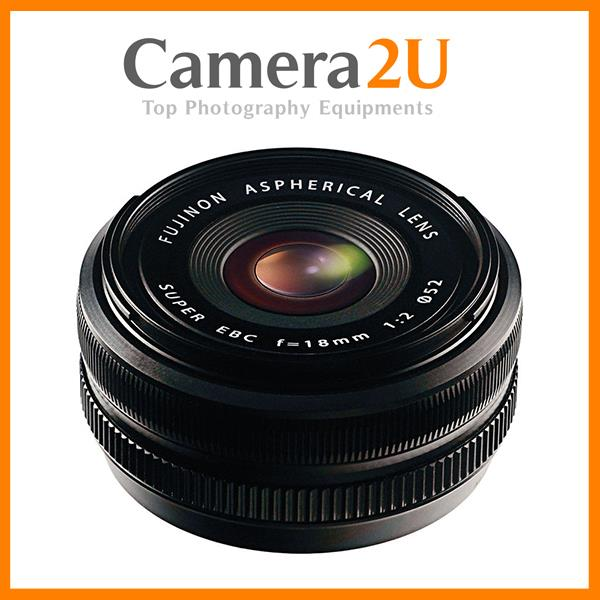 NEW Fujifilm 18mm F2 R Fuji XF 18mm Lens (Import)