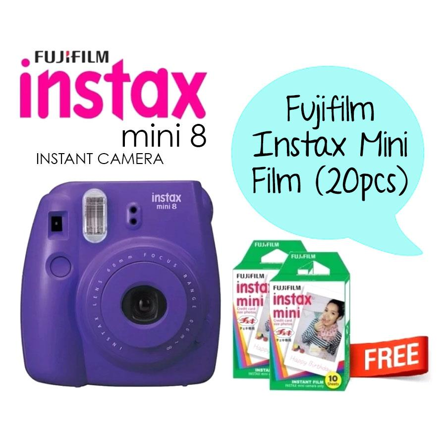 fujifilm instax camera mini 8 polaro end 12 6 2018 1 15 pm. Black Bedroom Furniture Sets. Home Design Ideas