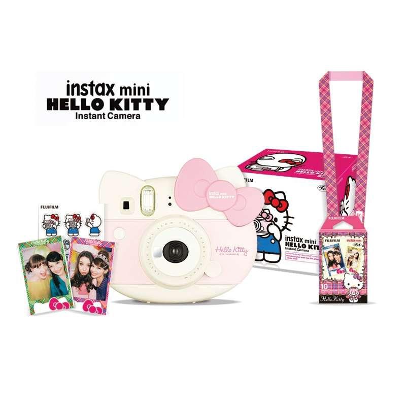 Fujifilm Instax Mini 8 Camera Hello Kitty Set