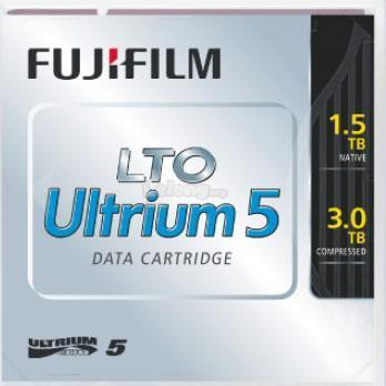 FujiFilm LTO-5 Ultrium Data Cartridge 1.5 TB / 3.0 TB LTO Ultrium-5