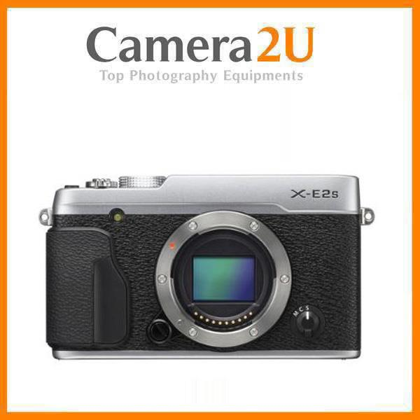 Fujifilm X-E2 Mirrorless Digital Camera (Body Only) FOC 32GB