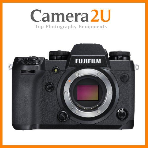 New Fujifilm X-H1 Body (Fuji MSIA) XH1 + 32GB (Import)