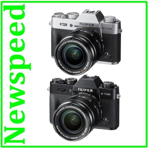 Fujifilm X T20 18 55mm F28 4 Lens Import