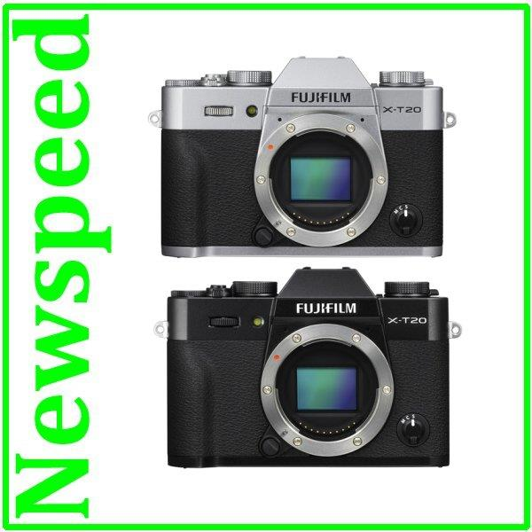 New Fujifilm X-T20 Body XT20 (Fuji MSIA) +32GB+Bag XT20 Free Battery