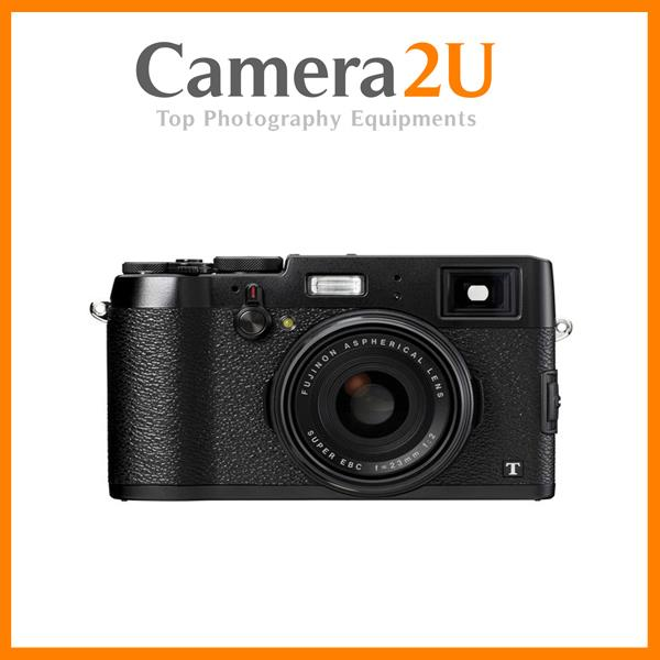 Fujifilm X100T Digital Camera (Black) (Import)