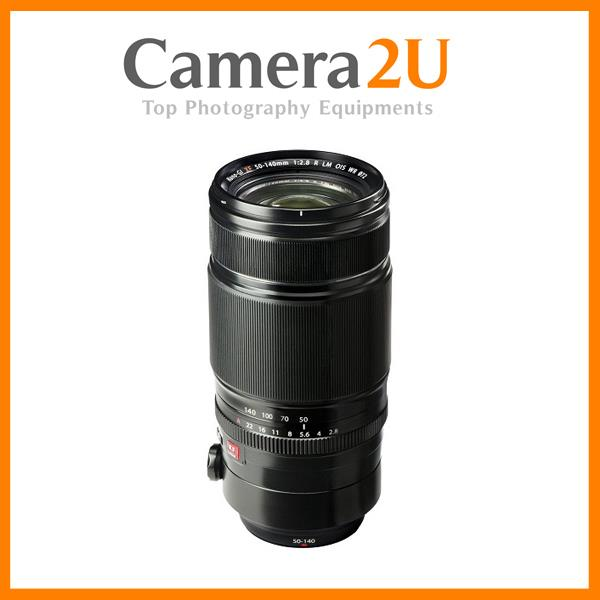 New Fujifilm XF 50-140mm F2.8 R LM OIS WR Lens (Import)