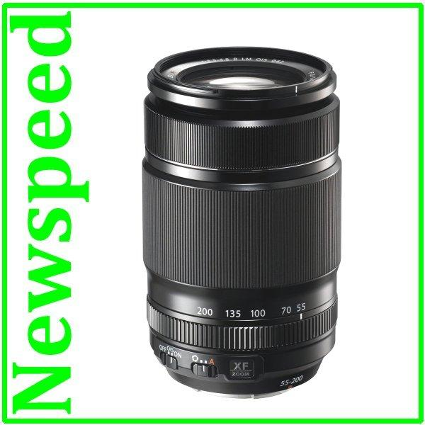 New Fujifilm XF 55-200mm F3.5-4.8 R LM OIS Lens (Import)