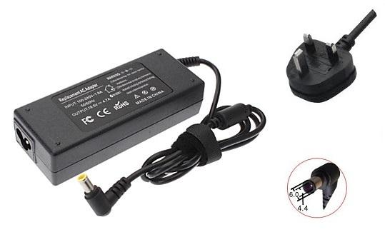 Fujitsu LG 19V 3.95A 6.0*4.4 Notebook Power Supply Adapter