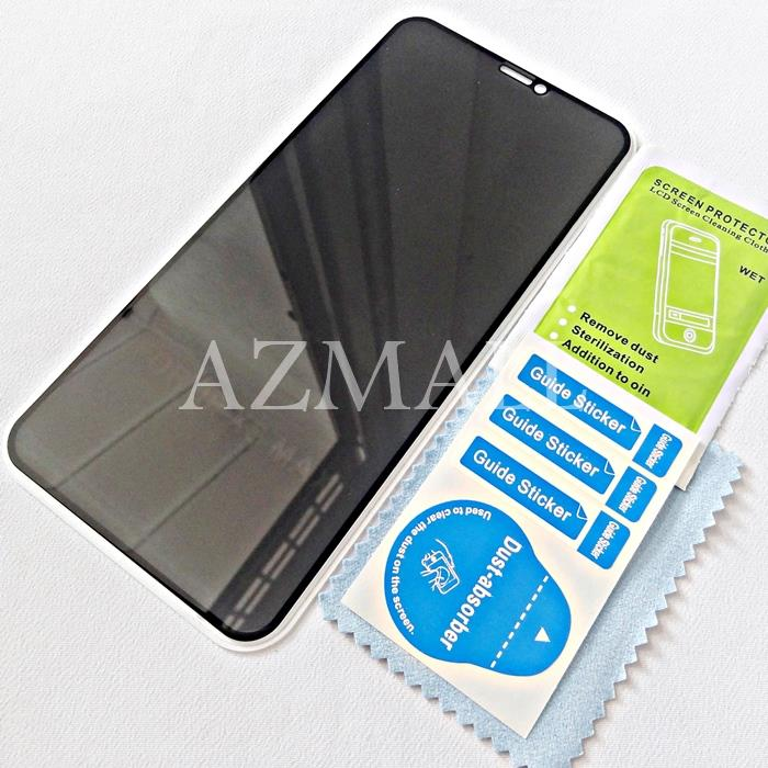 Full Cover BTX Anti Spy 5D Privacy Tempered Glass Apple iPhone XS Max