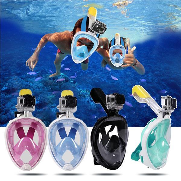 Best Full Face Snorkel Mask 2020 Full Face Snorkel Face Snorkel Mask (end 5/14/2020 3:24 PM)