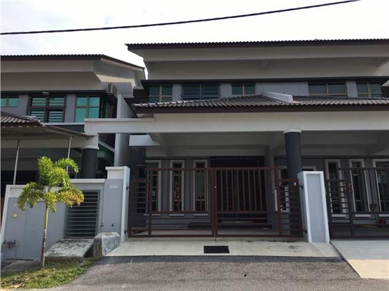 Full Furnished Double Storey House at Taman Paya Rumput Bestari,Cheng