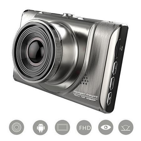 Full HD 1080P Car DVR Camera With Motion Detect (WCR-25A).